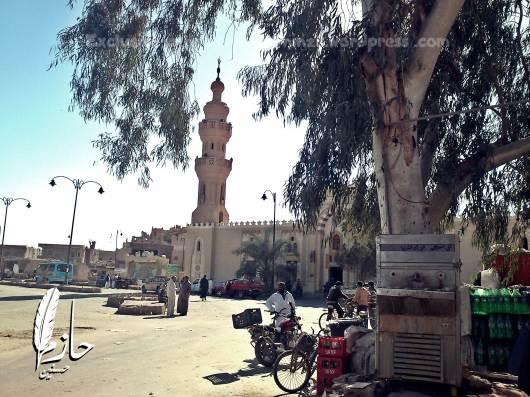 Overview Siwa  الجامع الكبير بسيوة – الصحراء الغربية – سيوة – مصر The graet Mosque of siwa – Siwa – Egypt 0067-DSC_0407