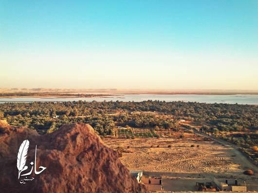 Overview Siwa جبل الدكرور – الصحراء الغربية – سيوة – مصر Dakrour Mountain – Siwa – Egypt  0013-DSC_0086