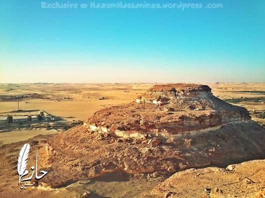 Overview Siwa جبل الدكرور – الصحراء الغربية – سيوة – مصر Dakrour Mountain – Siwa – Egypt 0025-DSC_0127