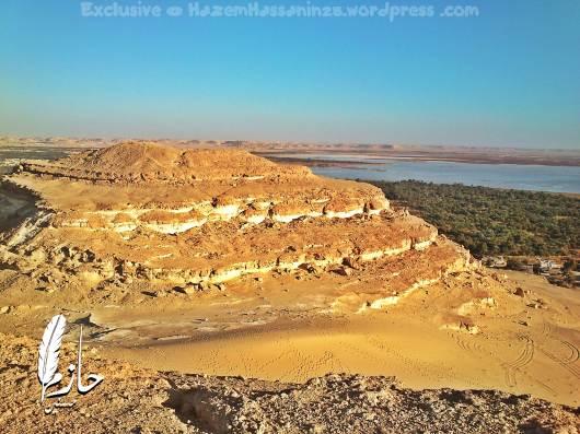 Overview Siwa جبل الدكرور – الصحراء الغربية – سيوة – مصر Dakrour Mountain – Siwa – Egypt 0037-DSC_0161