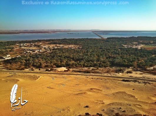 Overview Siwa جبل الدكرور – الصحراء الغربية – سيوة – مصر Dakrour Mountain – Siwa – Egypt 0041-DSC_0189