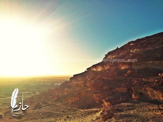 Overview Siwa جبل الدكرور – الصحراء الغربية – سيوة – مصر Dakrour Mountain – Siwa – Egypt 0021-DSC_0118