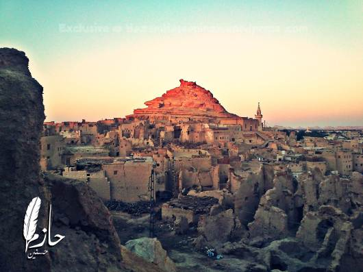 Overview Siwa قلعة شالي – سيوة – الصحراء الغربية – مصر Shali Castle and mountain – Siwa – Western desert – Egypt0074-DSC_0486