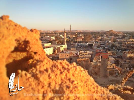 Overview Siwa قلعة شالي – سيوة – الصحراء الغربية – مصر Shali Castle and mountain – Siwa – Western desert – Egypt0089-DSC_0551