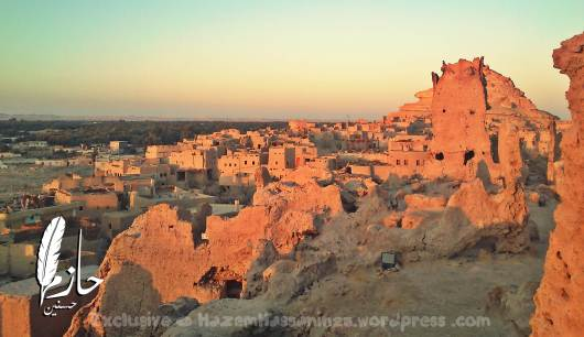 Overview Siwa قلعة شالي – سيوة – الصحراء الغربية – مصر Shali Castle and mountain – Siwa – Western desert – Egypt0079-DSC_0497