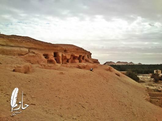 Overview Siwa Mountain of the Dead – Siwa – Western desert – Egypt  جبل الموتى – سيوة – الصحراء الغربية – مصر 0001-DSC_0016