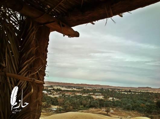 Overview Siwa Mountain of the Dead – Siwa – Western desert – Egypt  جبل الموتى – سيوة – الصحراء الغربية – مصر 0002-DSC_0026