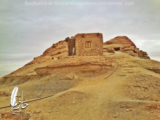 Overview Siwa Mountain of the Dead – Siwa – Western desert – Egypt  جبل الموتى – سيوة – الصحراء الغربية – مصر 0029-DSC_0129