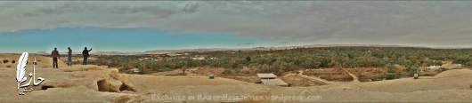 Overview Siwa Mountain of the Dead – Siwa – Western desert – Egypt  جبل الموتى – سيوة – الصحراء الغربية – مصر 0030-DSC_0128