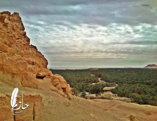 Overview Siwa Mountain of the Dead – Siwa – Western desert – Egypt  جبل الموتى – سيوة – الصحراء الغربية – مصر 0005-DSC_0029