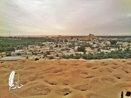 Overview Siwa Mountain of the Dead – Siwa – Western desert – Egypt  جبل الموتى – سيوة – الصحراء الغربية – مصر 0006-DSC_0033