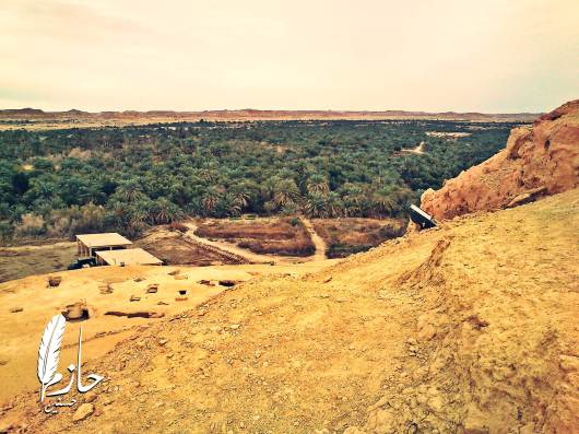 Overview Siwa Mountain of the Dead – Siwa – Western desert – Egypt  جبل الموتى – سيوة – الصحراء الغربية – مصر 0007-DSC_0044