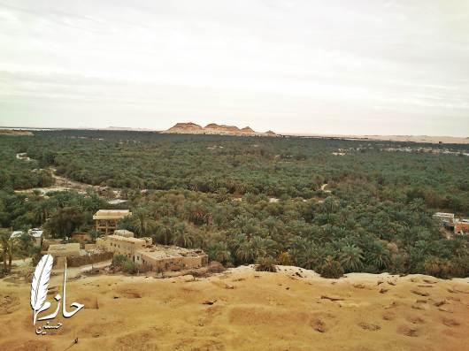 Overview Siwa Mountain of the Dead – Siwa – Western desert – Egypt  جبل الموتى – سيوة – الصحراء الغربية – مصر 0008-DSC_0055