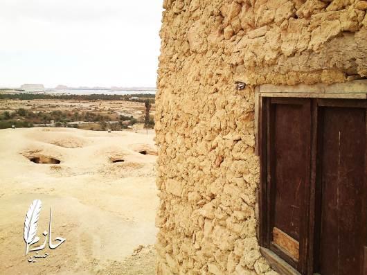 Overview Siwa Mountain of the Dead – Siwa – Western desert – Egypt  جبل الموتى – سيوة – الصحراء الغربية – مصر 0010-DSC_0084